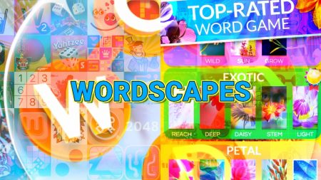 Wordscapes Game