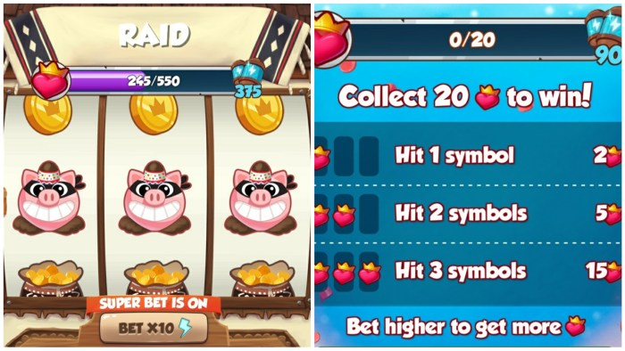 Sweetheart Surprise Event Requirements