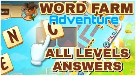 Word Farm Adventures. All Crossword Puzzles and Challenges