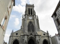CHALONS: gotycki kościół Saint-Loup / Gothic St-Loup church