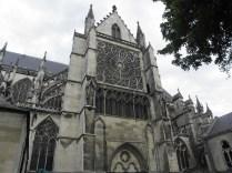 Południowa część transeptu