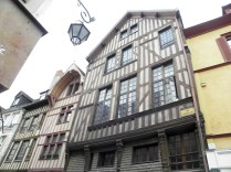 Uliczki Troyes
