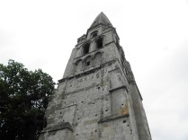 Wieża dzwonnicy Saint-Germain