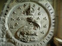 CHAMBORD: lapidarium