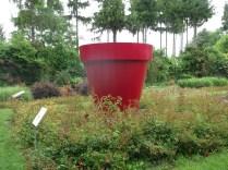 CHATEAU DU RIVAU - GARGANTUICZNA DONICA / Gargantuic plant pot