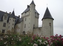 PRZY ZAMKU DU RIVAU / Near the chateau (du Rivau)