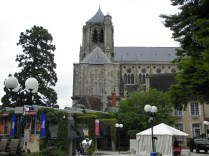 Katedra od południa