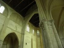 Strop kościoła St. Madeleine