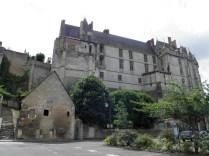 Zamek od północy