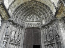 CHARTRES: PORTAL PD. LEWY / SOUTH PORTAL (LEFT)