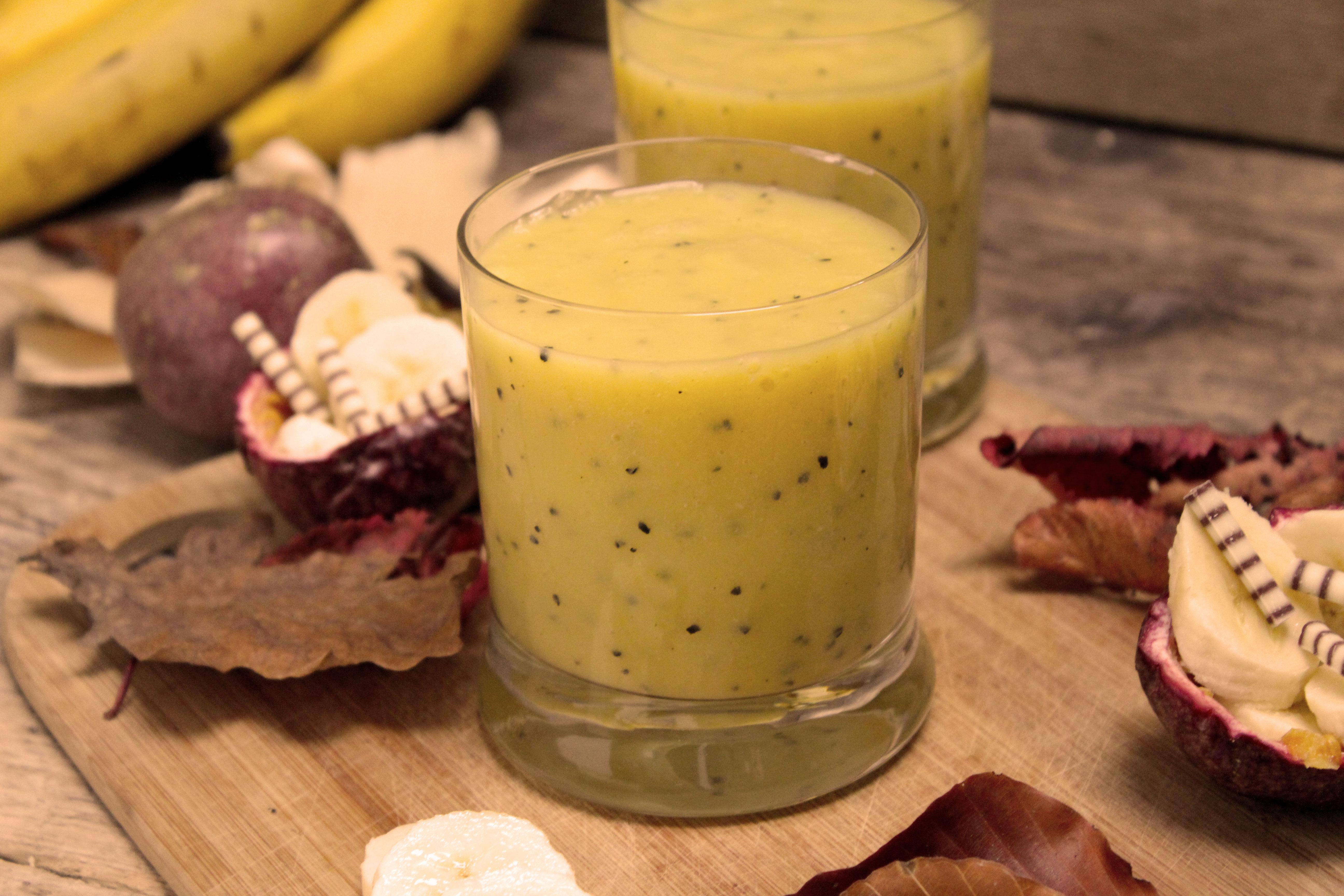 Mango-Maracuja Smoothie