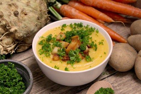 Kartoffelsuppe