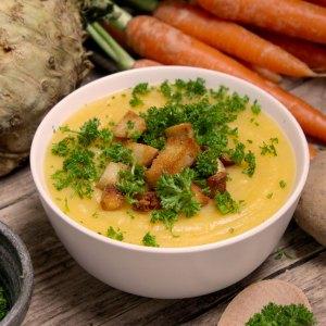 Cremige Kartoffelsuppe