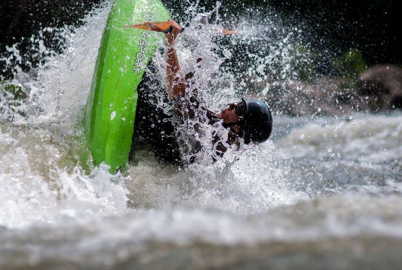 Wildwasser für Anfänger