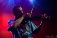 OSTR gra na skrzypcach - solówka w wykonaniu Adama Ostrowskiego
