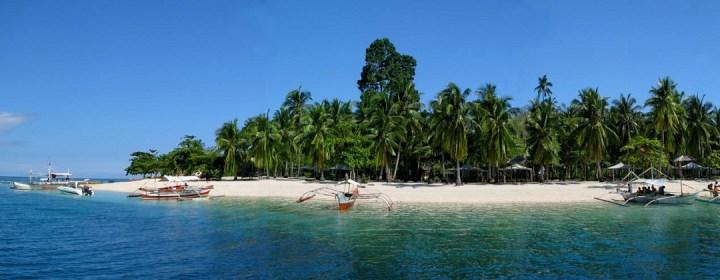 Pandan Island – Honda Bay