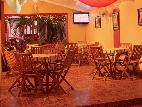 Restaurant Hotel B01 - Puerto Princesa