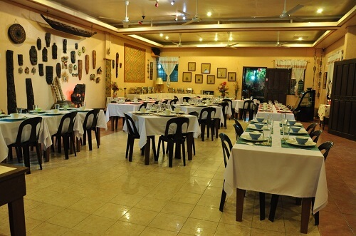 Restaurant Hotel B01 - Coron, Palawan, Filipijnen