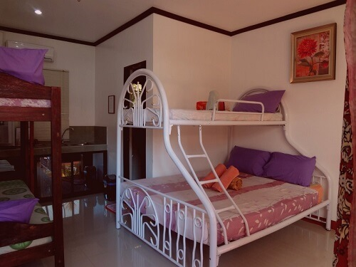 Small Family Room Hotel B01 - Puerto Princesa