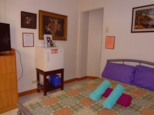 Standard Room Hotel B01 - Puerto Princesa