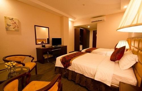Superior Room Hotel M01 - Puerto Princesa