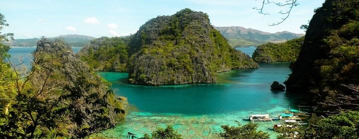 Uitzichtpunt Kayangan Lake – Coron Island