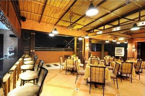 Restaurant - Hotel B01, Manilla