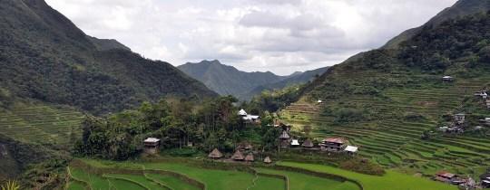Rijstterrassen Batad Village - Luzon, Filipijnen