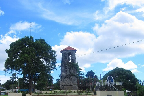 Old Bell Tower - Siquijor, Central Visayas, Filipijnen