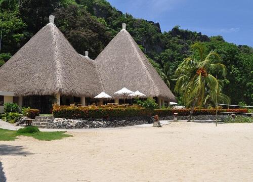 Clubhouse & Restaurant Resort L11 - Taytay, Palawan, Filipijnen