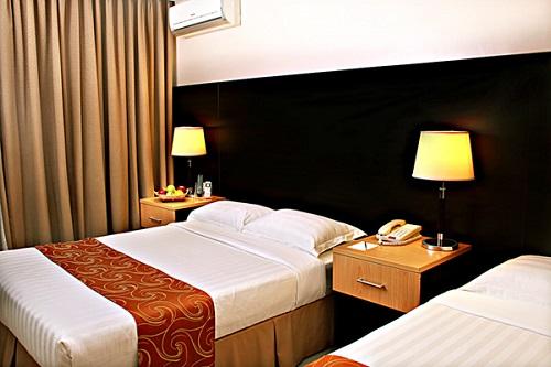 Deluxe Room Hotel M01 - Tagaytay, Luzon, Filipijnen