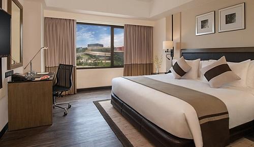 Deluxe King Room Hotel L01 - Davao, Mindanao, Filipijnen