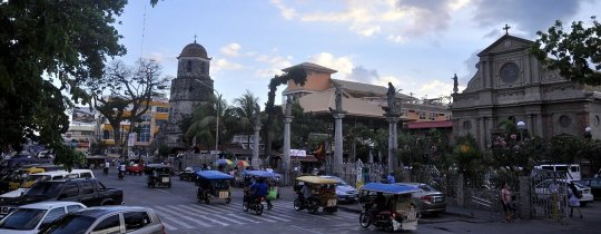 Dumaguete Belfry & Cathedral Church - Negros Oriental, Central Visayas, Filipijnen