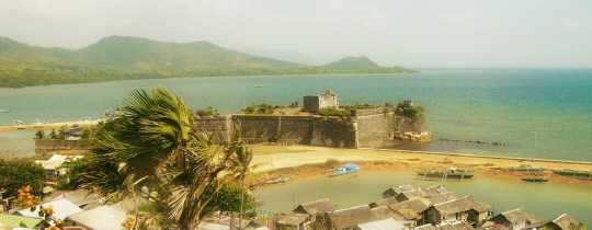 Fort Isabel - Taytay, Palawan, Filipijnen