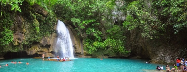 Kawasan Falls – Cebu Island