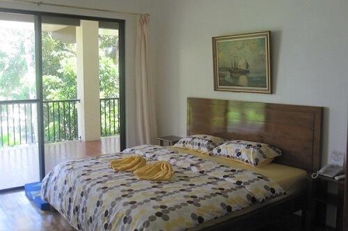 Matrimonial Room Hotel B11 - Samal Island, Davao Region, Mindanao, Filipijnen