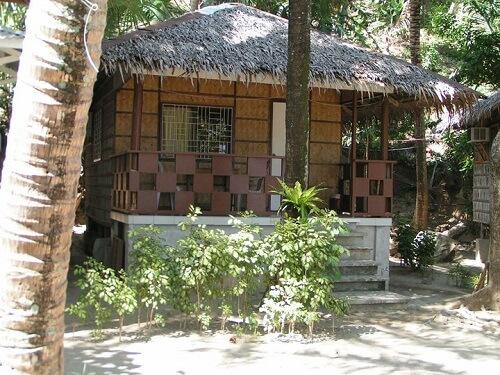 Nipa Hut Resort B01 - Puerto Galera, Mindoro, Luzon, Filipijnen
