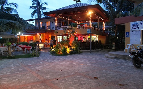 Restaurant & Bar Resort M01 - Bohol, Central Visayas, Filipijnen