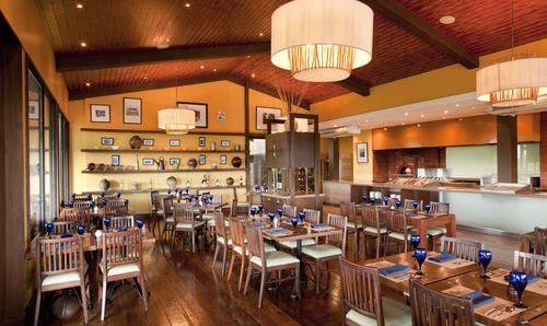 Restaurant Hotel L01 - Clark, Luzon, Filipijnen
