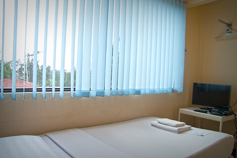 Single Room Hotel B01 - Dumaguete, Central Visayas, Filipijnen