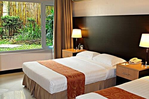 Standard Room Hotel M01 - Tagaytay, Luzon, Filipijnen