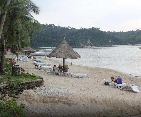 Strand Resort M01 - Puerto Galera, Mindoro, Luzon, Filipijnen