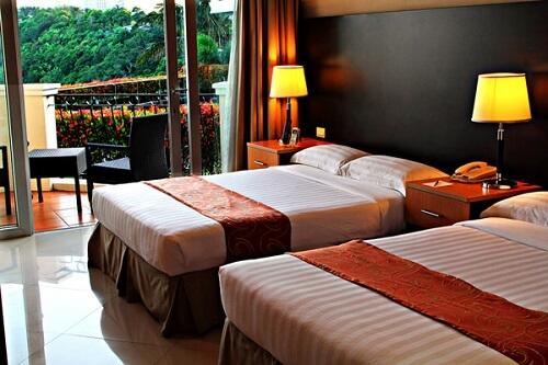 Superior Room Hotel M01 - Tagaytay, Luzon, Filipijnen