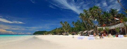 White Beach - Boracay Western Visayas, Filipijnen