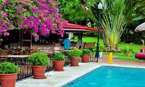 Bar bij het zwembad - Hotel M01, Cebu City