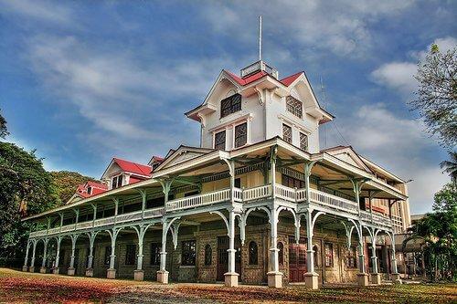 Silliman University - Dumaguete, Negros Oriental, Central Visayas, Filipijnen