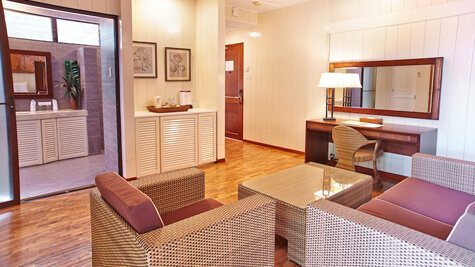 Family Room, Heritage Wing Resort M11 - Mactan Island, Cebu, Filipijnen