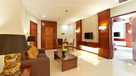 Suite - Mabuhay Wing, Resort M11 - Mactan Island, Cebu, Filipijnen