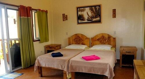 Deluxe Room - Resort M21, Dumaguete Omgeving, Central Visayas, Filipijnen