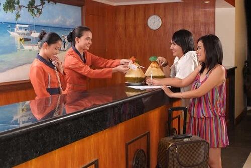 Receptie Resort M02 - Bohol, Central Visayas, Filipijnen
